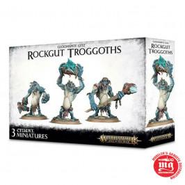 GLOOMSPITE GITZ ROCKGUT TROGGOTHS WARHAMMER AGE OF SIGMAR 89-33