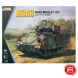 M3A3 WITH T-161 TRACK LINK KINETIC K61014