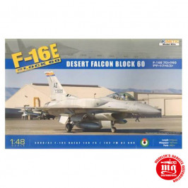 F-16E BLOCK 60 DESERT FALCON BLOCK 60 KINETIC K48029
