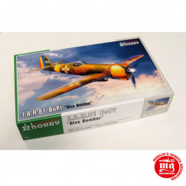 I.A.R.81 BoPi DIVE BOMBER SPECIAL HOBBY SH32073