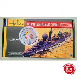 FREGATE LANCE MISSILES SUFFREN HELLER 49033