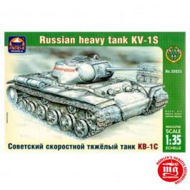 RUSSIAN HEAVY TANK KV-1S ARK AK 35023