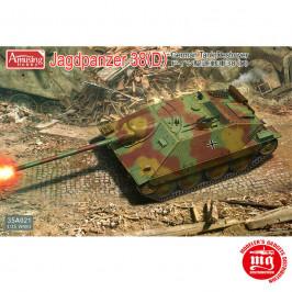 JAGDPANZER 38D GERMAN TANK DESTROYER AMUSING HOBBY 35A021