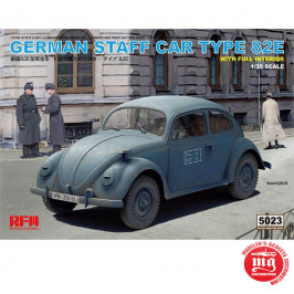 GERMAN STAFF CAR TYPE 82E RFM RYEFIELD MODEL 5023
