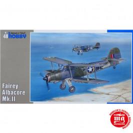 FAIREY ALBACORE Mk.II SPECIAL HOBBY SH 48084