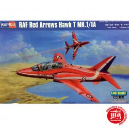 RAF RED ARROWS HAWK T MK.1/1A HOBBY BOSS 81738