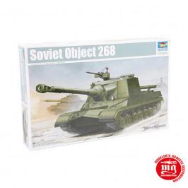 SOVIET OBJECT 268 TRUMPETER 05544