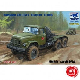 RUSSIAN Zil-131V TRACTOR TRUCK BRONCO CB35194