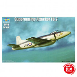 SUPERMARINE ATTACKER FB.2 TRUMPETER 02867