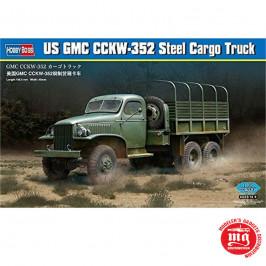 US GMC CCKW-352 STEEL CARGO TRUCK HOBBY BOSS 83831