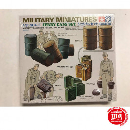JERRY CANS SET TAMIYA 35026