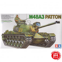 US M48A3 PATTON TAMIYA 35120