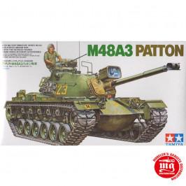 US M48A3 PATTON TAMIYA 35120 ESCALA 1:35