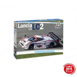 LANCIA LC2 ITALERI 3641