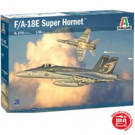 BOEING F/A-18E SUPER HORNET ITALERI 2791