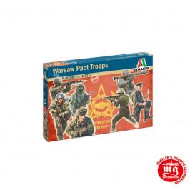 WARSAW PACT TROOPS ITALERI 6190