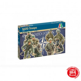 NATO TROOPS ITALERI 6191