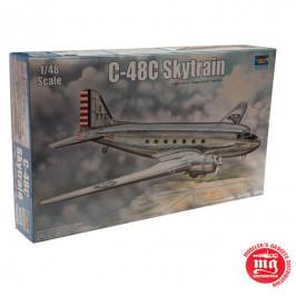 C-48C SKYTRAIN TRUMPETER 02829