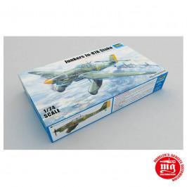 JUNKERS Ju 87A STUKA TRUMPETER 02420