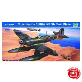 SUPERMARINE SPITFIRE Mk.Vb FLOAT PLANE TRUMPETER 02404