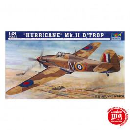 HURRICANE Mk.II D/TROP TRUMPETER 02417