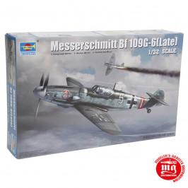 MESSERSCHMITT Bf 109G-6 LATE TRUMPETER 02297