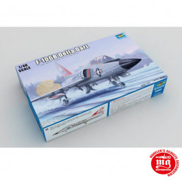 F-106B DELTA DART TRUMPETER 02892