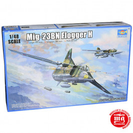 MIG-23BN FLOGGER H TRUMPETER 05801