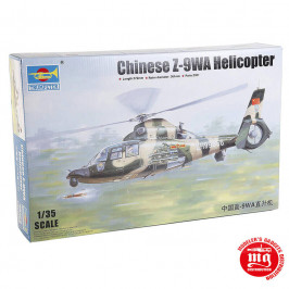 CHINESE Z-9WA HELICOPTER TRUMPETER 05109