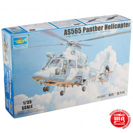 AS565 PANTHER HELICOPTER TRUMPETER 05108