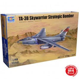 TA-3B SKYWARRIOR STRATEGIC BOMBER TRUMPETER 02870
