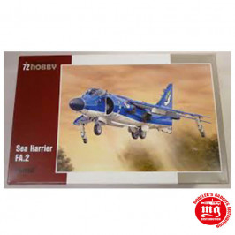 SEA HARRIER FA.2 HI-TECH SPECIAL HOBBY  72154