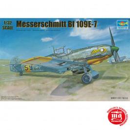 MESSERSCHMITT Bf 109E-7 TRUMPETER 02291
