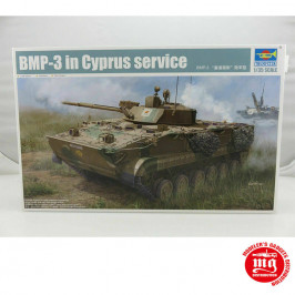 BMP-3 IN CYPRUS SERVICE TRUMPETER 01534