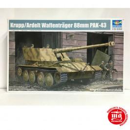 KRUPP/ARDELT WAFFENTRAGER 88mm PAK-43 TRUMPETER 01587