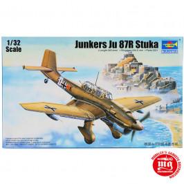 JUNKERS Ju 87R STUKA TRUMPETER 03216