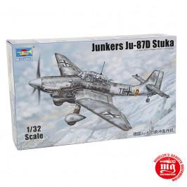 JUNKERS Ju-87D STUKA TRUMPETER 03217