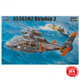 AS365N2 DOLPHIN 2 TRUMPETER 05106