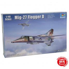 MIG-27 FLOGGER D TRUMPETER 05802