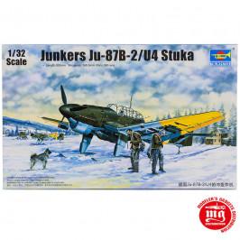 JUNKERS Ju-87B-2/U4 STUKA TRUMPETER 03215