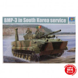 BMP-3 IN SOUTH KOREA SERVICE TRUMPETER 01533