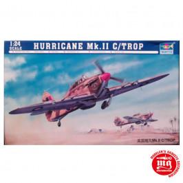 HURRICANE Mk.II C/TROP TRUMPETER 02416