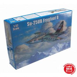 SU-25UB FROGFOOT B TRUMPETER 02277