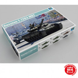 RUSSIAN T-72B3 MBT TRUMPETER 09508
