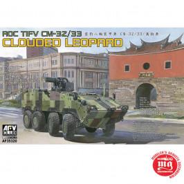 ROC TIFV CM-32/33 CLOUDED LEOPARD AFV CLUB AF35320