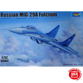 RUSSIAN MIG-29A FULCRUM TRUMPETER 03223