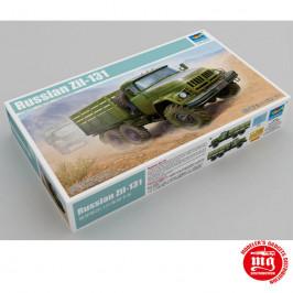 RUSSIAN ZIL-131 TRUMPETER 01031
