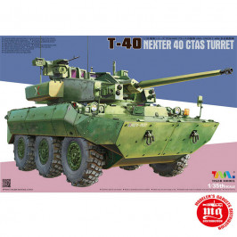 T-40 NEXTER 40 CTAS TURRET  TIGER MODEL 4665