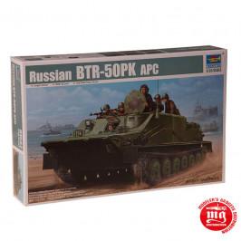 RUSSIAN BTR-50PK APC TRUMPETER 01582