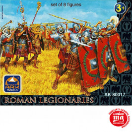 ROMAN LEGIONARIES ARK MODELS AK 80017